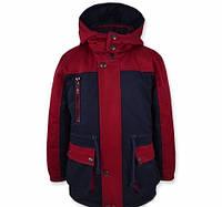 Куртка для мальчика из коттона