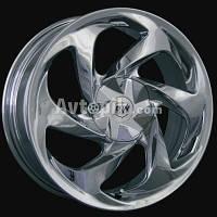 Литые диски PTH 292 R17 W7 PCD4x100 ET42 DIA73.1