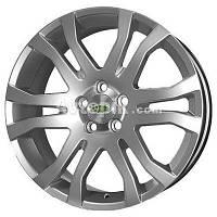 Литые диски Replica Land Rover (FR639) R18 W8 PCD5x108 ET55 DIA63.4 (silver)