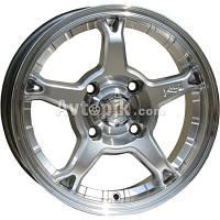 Литые диски RS Wheels 5162TL R16 W7 PCD5x112 ET38 DIA66.6 (MLG)