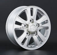 Литые диски Replay Toyota (TY55) R16 W8 PCD5x150 ET20 DIA110.1 (silver)