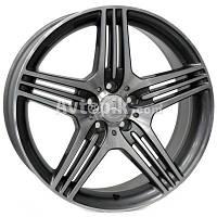 Литые диски Replica Mercedes (JT1173) R17 W8 PCD5x112 ET35 DIA66.6 (BM)