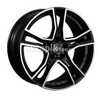 Литые диски OZ Racing Adrenalina R17 W8 PCD5x114.3 ET45 DIA75 (black)