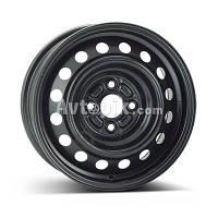 Стальные диски KFZ 7015 Toyota R14 W5.5 PCD4x100 ET39 DIA54.1 (black)