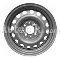 Стальные диски KFZ 7010 Toyota R14 W5.5 PCD4x100 ET45 DIA54.1 (black)