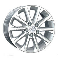 Литые диски Replay Toyota (TY119) R16 W6.5 PCD5x114.3 ET45 DIA60.1 (silver)