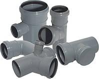 Монтаж точек водоотвода (канализация)