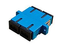 Адаптер оптический SC/UPC-SC/UPC дуплекс, фото 1