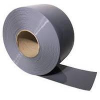 Материал ПВХ 200х2 серый непрозрачный