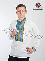 Чоловіча вишиванка українська