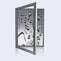 Доска-витрина с замком, А1