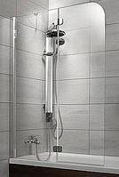 Шторка для ванны RADAWAY Torrenta PND 201203-105NL, графит (120х150)