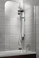 Шторка для ванны RADAWAY Torrenta PND 201202-105NR , графит ((100х150)