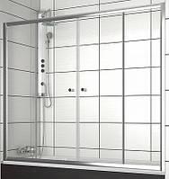 Шторка для ванны RADAWAY Vesta DW 203150-06, фабрик (150х150)