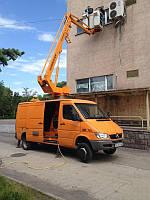 """Аренда автовышки 12,5 метров, услуги в Днепропетровске - ЧП """"Колесин А.В."""", фото 1"""