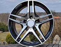 Литые диски R17 5x112, купить литые диски на MERCEDES W203 W204 W211 W212, авто диски МЕРСЕДЕС
