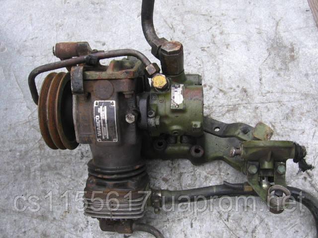 Воздушный компрессор Wabco 4111418180 б/у на Mercedes LK/LN2, MK, NG год