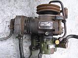 Воздушный компрессор Wabco 4111418180 б/у на Mercedes LK/LN2, MK, NG год , фото 2