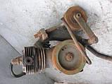 Воздушный компрессор Wabco 4111418180 б/у на Mercedes LK/LN2, MK, NG год , фото 5