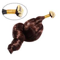 Искусственные волосы на полимере Изящный завиток 60 см Lady Victory 100г LDV SHP-CR /0-52