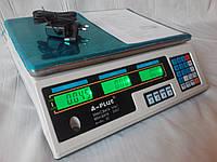 Весы торговые A-Plus 50 кг 6v (деление 5 гр)