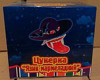 Желейные конфеты Челюсти и язычки 30 шт, фото 1