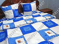 Постельное белье бязь люкс - двуспальный комплект (0529)