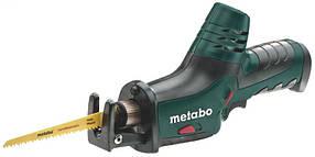 Аккумуляторная сабельная пила Metabo PowerMaxx ASE (каркас)