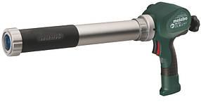 Аккумуляторный пистолет для герметиков Metabo PowerMaxx KP (каркас)