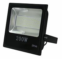Светодиодный прожектор 200 Вт smd2835 6500К, фото 1