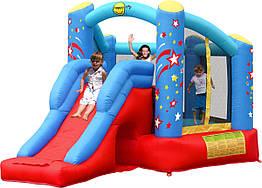 """Детский надувной батут игровой центр аттракцион """"Галактика"""" Happy Hop"""
