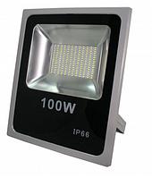 Светодиодный led прожектор 100 Вт smd2835 6500К, фото 1