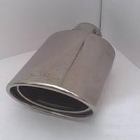 Насадка на глушник нерж. YFX-0287 (шт.)