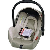 Крісло дитяче Baby SuperProtect (0+) Summer Beige 780 500 (шт.)