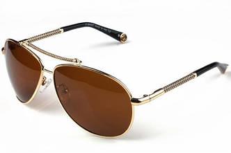 Солнцезащитные очки Louis Vuitton (0769) gold SR-164