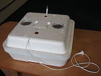 Инкубатор Веселое семейство 1 на 80 яиц ламповый