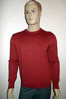 Красный хлопковый джемпер, фото 1