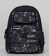Ортопедический школьный рюкзак. Прочный рюкзак. Рюкзак для мальчика и девочки. Новый рюкзак. Код: КТМ239. , фото 1