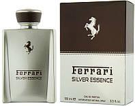 Мужская парфюмированная вода Ferrari Silver Essence 100ml, фото 1
