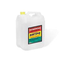 Растворитель NITRO 5 литров