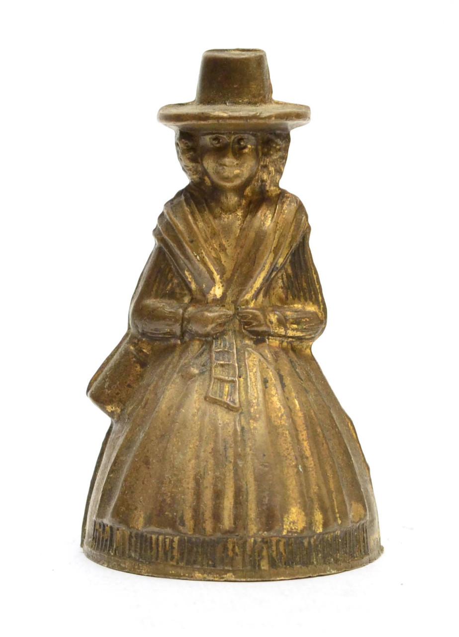 Старый колокольчик,  Дженни Джонс, бронза, Англия