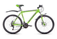 Велосипед на алюминиевой раме Intenzo Flagman 26