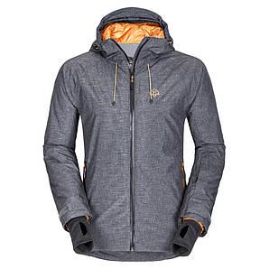 Куртка утепленная Zajo Lizard Jkt Gray