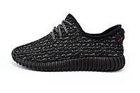 Кроссовки Adidas Yeezy Boost 350 black, фото 1