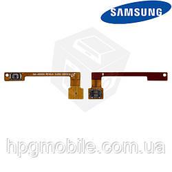 Шлейф для Samsung Galaxy A5 (2015) A500F, A500FU, A500H, кнопки включения, с компонентами, оригинал