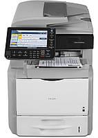 МФУ Ricoh Aficio SP 5210SR  черно-белая печать. Принтер/сканер/копир/факс.