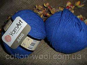YarnArt Jeans (Ярнарт Джинс) 47 васильковый