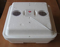 Инкубатор Веселое семейство 2 ламповый на 80 яиц с электронным табло (цифровой терморегулятор)