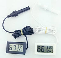 Цифровой жк-гигрометр измеритель температуры и влажности