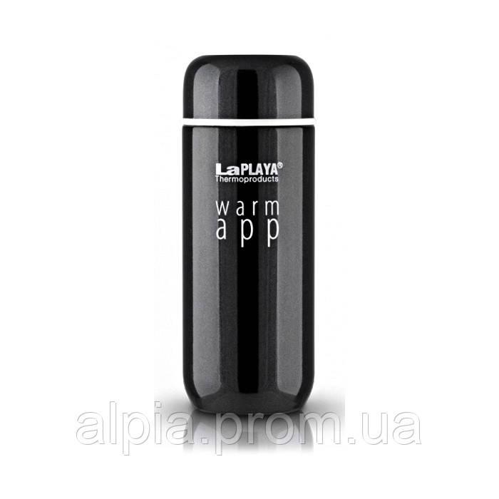 Термочашка La Playa Warm App 0.2 л черная